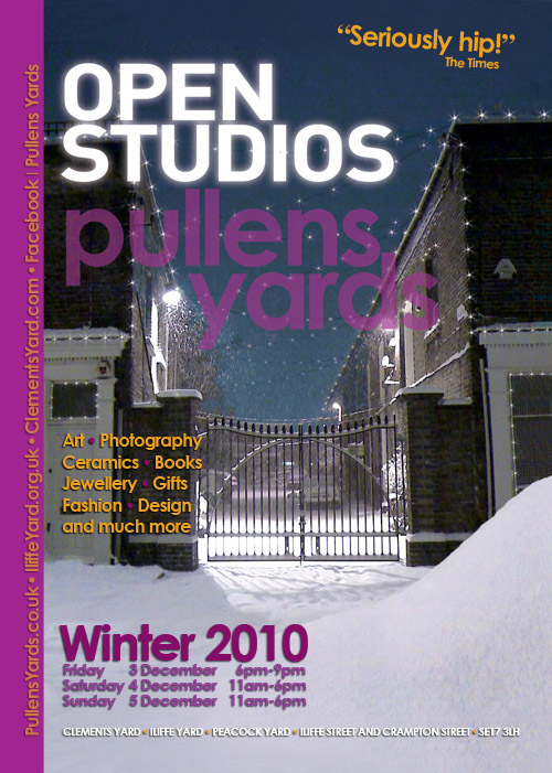 Winter Open Studios 2010